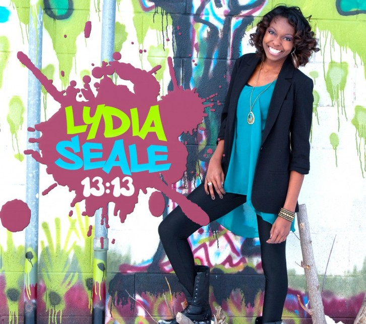 """Lydia Seale's new """"13:13"""" Is Available Now!"""