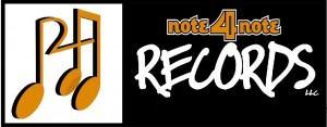 Note 4 Note Records Logo